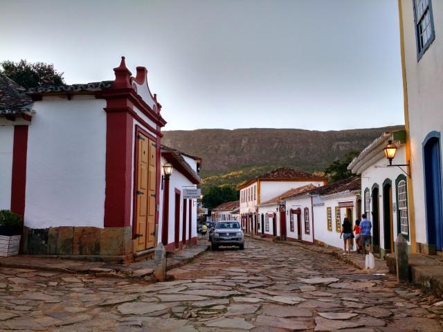 Ruas de Tiradentes