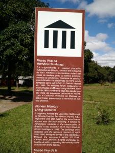 Entrada do Museu SomosdoMundo