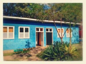 Vila com suas casinhas coloridas SomosdoMundo