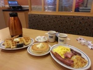 Típico Café da manhã SomosdoMundo