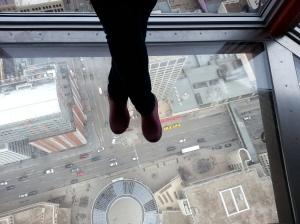 Calgary Tower...o mundo aos meus pés rsrs SomosdoMundo