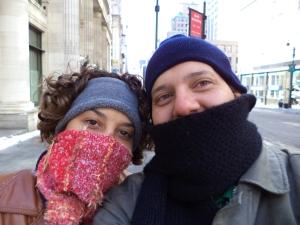 Estava um pouco frio srsr SomosdoMundo