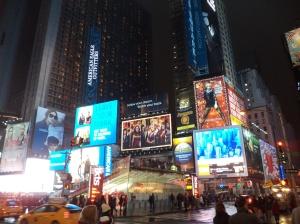 Time Square SomosdoMundo