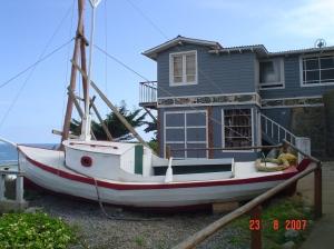 Casa de Isla Negra SomosdoMundo