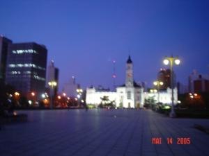 Praça Principal de La Plata SomosdoMundo
