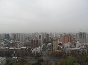 Santiago vista do alto  SomosdoMundo