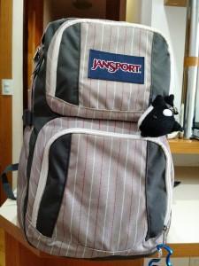 Uma mochila para 3 SomosdoMb