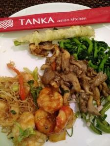 Comida asiática boa demais SomosdoMundo