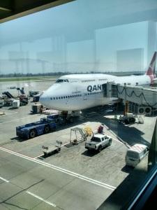 Avião Kanguru- Qantas SomosdoMundo