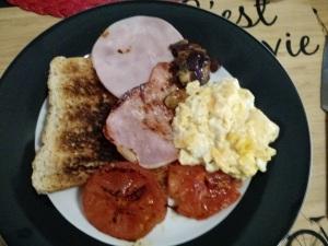 Café da Manhã típico Australiano SomosdoMundo
