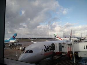 Voo entre Sydney e Auckland SomosdoMundo