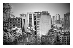 Vista da Janela do Apto Santiago SomosdoMundo