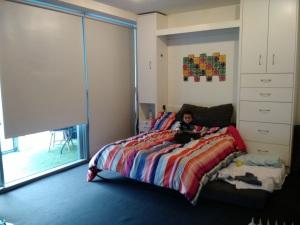Apto de Auckland - Cauã curtindo SomosdoMundo